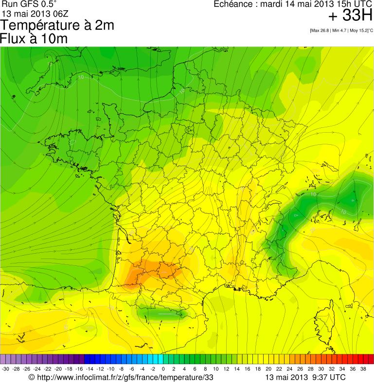 Prévisions Sud-Ouest - Printemps 2013 - Page 2 Temperature